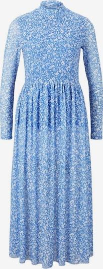 TOM TAILOR DENIM Šaty - modrá / bílá, Produkt