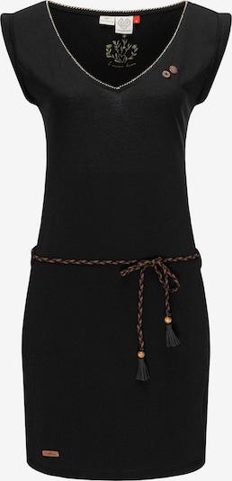 Ragwear Kleid ' Slavka ' in schwarz, Produktansicht