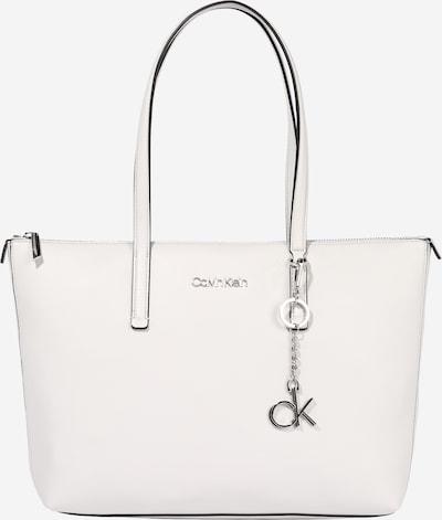 Shopper Calvin Klein di colore grigio chiaro, Visualizzazione prodotti