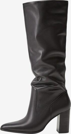 MANGO Stiefel 'Boby' in schwarz, Produktansicht
