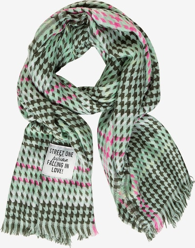 STREET ONE Scarf in Green, Item view