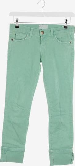 Current/Elliott Jeans in 26 in pastellgrün, Produktansicht