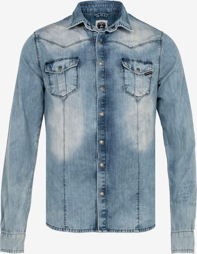 CIPO & BAXX Jeanshemd in hellblau, Produktansicht