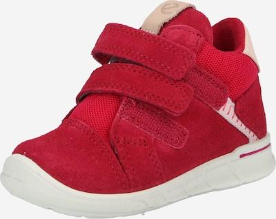 ECCO Sneakers 'First' in de kleur Beige / Framboos / Wit, Productweergave