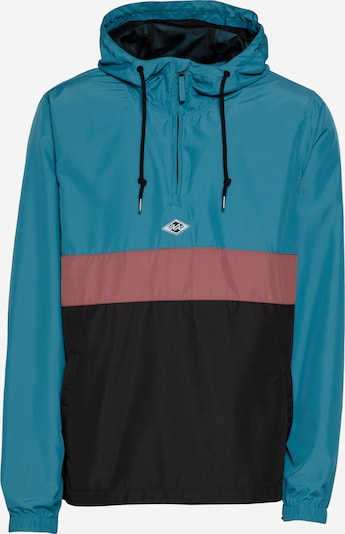 BILLABONG Outdoorová bunda 'Wind Swell Anorak' - modrá / čierna, Produkt