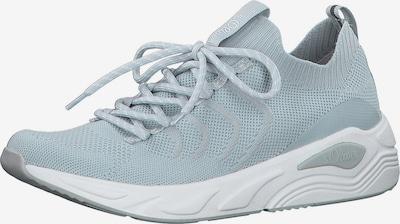 s.Oliver Sneaker in hellblau, Produktansicht