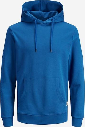 Bluză de molton JACK & JONES pe albastru cobalt, Vizualizare produs
