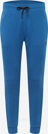 4F Pantalon de sport en bleu denim, Vue avec produit