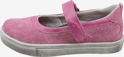 Pio Ballerina 'BLUMEN' in pink, Produktansicht