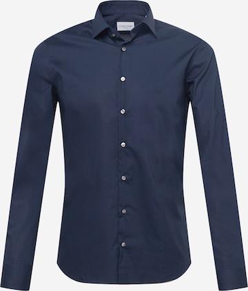 Calvin Klein Triiksärk, värv sinine