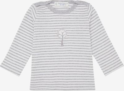 Sense Organics Shirt 'LUNA' in grau, Produktansicht