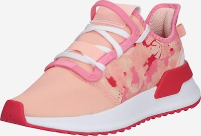ADIDAS ORIGINALS Sneaker in pfirsich / hellpink / rot / weiß, Produktansicht