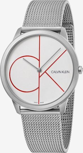 Calvin Klein Analoog horloge 'K3M51152' in de kleur Zilver, Productweergave