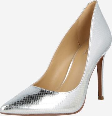 MICHAEL Michael Kors Официални дамски обувки 'KEKE' в сребърно