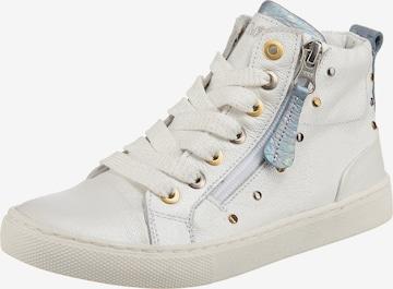 Jochie & Freaks Sneaker in Weiß