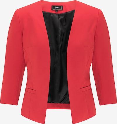faina Blazer in rot, Produktansicht