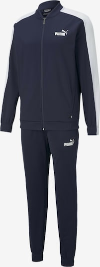 PUMA Trainingspak in de kleur Navy / Wit, Productweergave