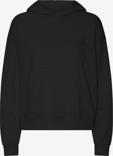 A-VIEW Sweatshirt 'Kiss' in schwarz, Produktansicht