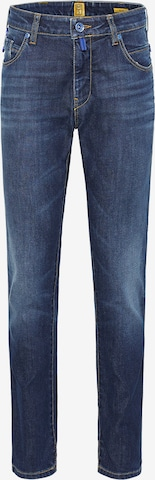Meyer Hosen Jeans in Blau