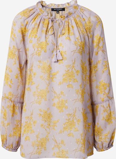 ILSE JACOBSEN Blouse in de kleur Goudgeel / Rosa, Productweergave