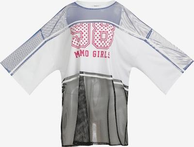 myMo ATHLSR Shirt in mischfarben / weiß, Produktansicht