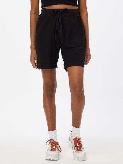 Kaffe Shorts 'Naya' in schwarz, Modelansicht
