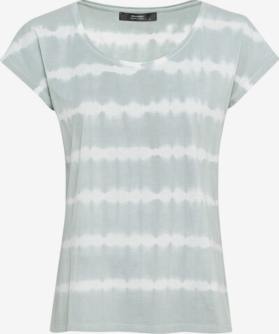 HALLHUBER Shirt in Grey / White, Item view
