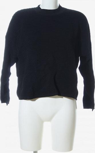 WEEKDAY Oversized Pullover in S in schwarz, Produktansicht