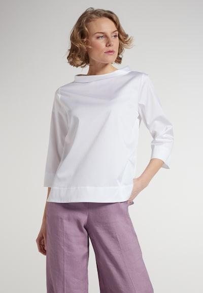 ETERNA Bluse in weiß, Modelansicht