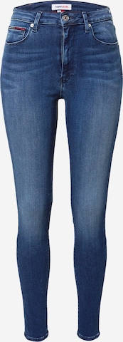 Tommy Jeans Jeans 'SYLVIA' in Blue