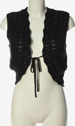 MEXX Strickweste in M in schwarz, Produktansicht