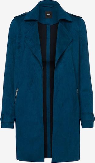 zero Mantel in blau, Produktansicht