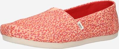 TOMS Slip-ons in Orange / Salmon / Orange red, Item view