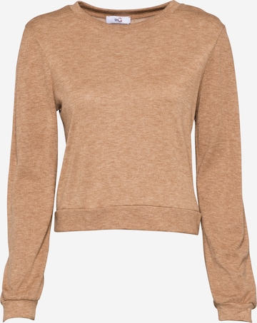 WAL G. Pullover 'LIBBY' in Braun
