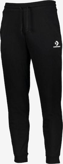 CONVERSE Hose in schwarz, Produktansicht