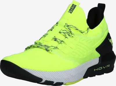 UNDER ARMOUR Sport-Schuh 'UA Project Rock 3' in gelb / schwarz, Produktansicht