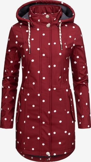 Peak Time Softshelljacke in rot, Produktansicht