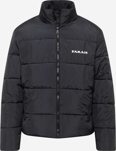 FARAH Jacke in schwarz, Produktansicht