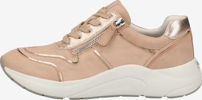 CAPRICE Sneaker in puder, Produktansicht