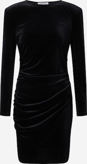 EDITED Jurk 'Agathe' in de kleur Zwart, Productweergave