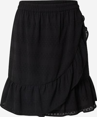 ONLY Jupe 'SOFIA' en noir, Vue avec produit