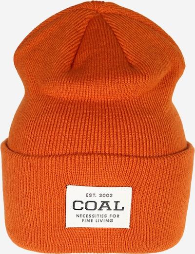 Coal Mütze '850018-1000' in orange, Produktansicht