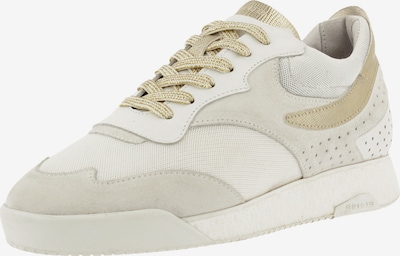 Rehab Sneaker ' AVERY LIZ ' in hellbeige / hellgrau / weiß, Produktansicht