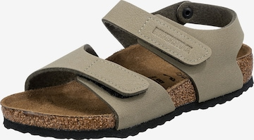 BIRKENSTOCK Sandale 'Palu' in Grün