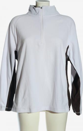 Crane Fleecepullover in XXL in schwarz / weiß, Produktansicht