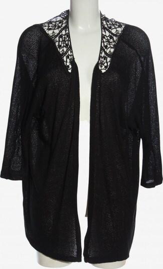 Colloseum Cardigan in S in schwarz, Produktansicht