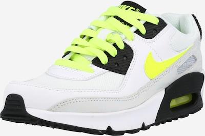 Nike Sportswear Sneaker 'Air Max 90 LTR' in neongelb / schwarz / weiß, Produktansicht