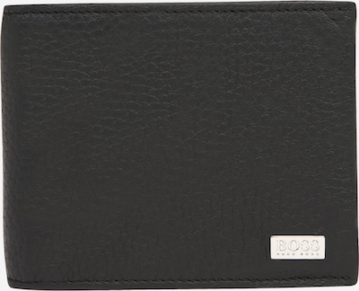 BOSS Portmonetka 'Crosstown Trifold' w kolorze czarnym, Podgląd produktu