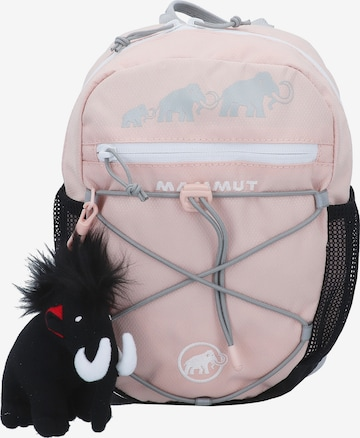 MAMMUT Sports Backpack 'First Zip' in Pink