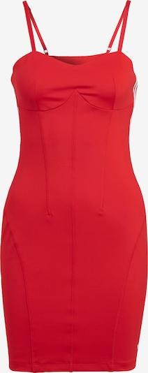 ADIDAS ORIGINALS Kleid in rot / weiß, Produktansicht